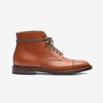 Cap Toe Boot by Grant Stone