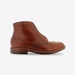 Wing Tip Boot by Alden